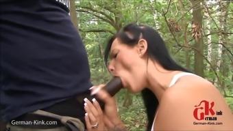 African Guy fucks german Cuckold Wife , Husband films