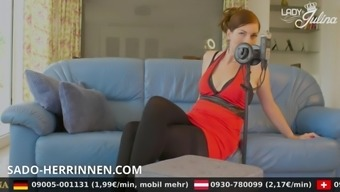 Asmr experience for pantyhose and high heels lovers