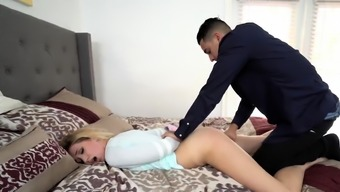 Bondage blowjob Our Business Is Private