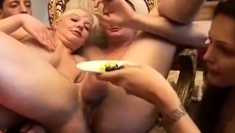 StrapOn Beautiful women fucking men with strapon sex
