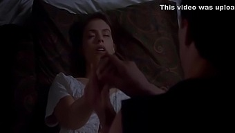 Alyssa Milano In Embrace Of The Vampire, 1080p With Sound