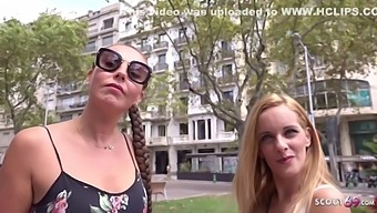 Milf Talk Tiny Girl Agatha To Fuck At Model Casting Job