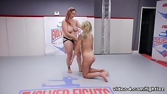 Bella Rossi vs Sophia Grace - EvolvedFightsLez