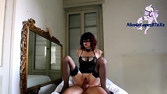 Submissive, Nicole Lopez, Tiny , Dirty Talk, Blowjob, Pussy Fuck
