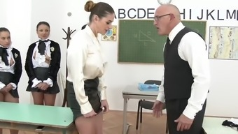 clothed girls in the college cathy heaven, aida charming, aysha rouge