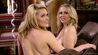 Johnny Castle fucks Abby Mix and her list lesbian lady