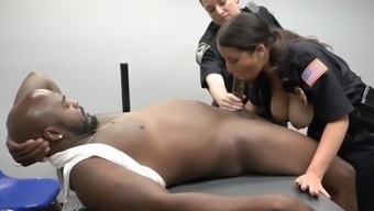 Thrall tramp the police officer Milf Policemen