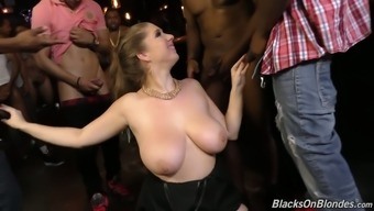 Alex Possibility is typically a big tits chick that is actually really fine to really gobble on the prick