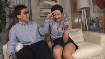 Delightful Chinese people version lovely consequently well with her fingers handjob