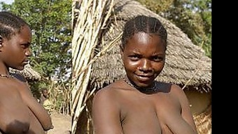 West african tribe High definition