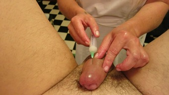 Penis injections, belongings, Severely clinician piece three (3) of 2