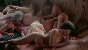 Fantastic Orgy - 1977 (Supplanted)
