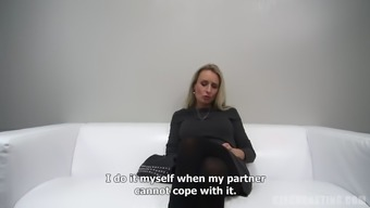 Mature milf discusses her twisted sex daily living on digicam