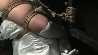 Japanese people Soon to be bride in Servitude Prison