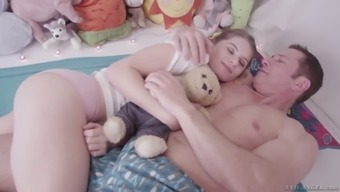 Scarcely official teenager Alice Walk is making love back with her altered stepdad