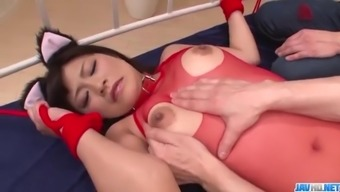 Astounding pornography sequences with the use of heated Aika Hoshino