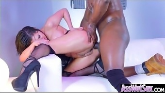 Major Ass Date (Aleksa Nicole) Get Oiled Right up And Hard Analy Nailed On Cam mov-04