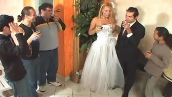 Tranny bride to be sexual intercourse after wedding