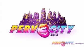 PervCity Alison and Sarah Rectum Join forces